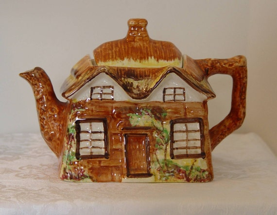 Vintage Price Kensington Cottage Ware Made In By Calicoartist