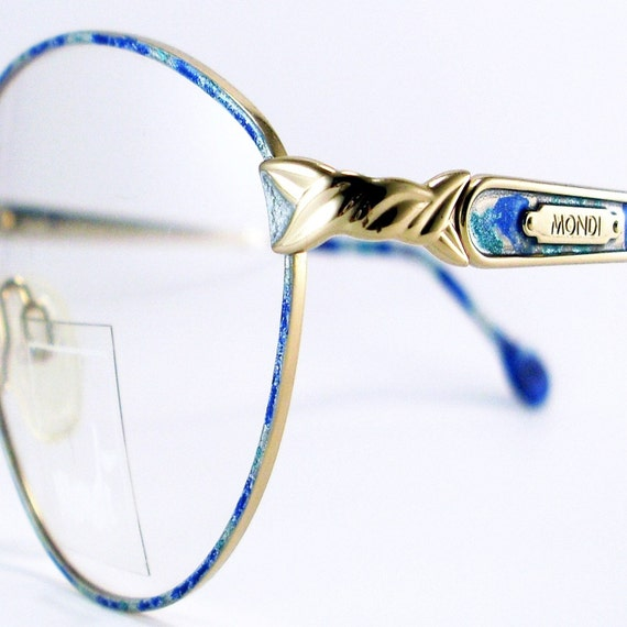 Eyeglasses Frame Made In Germany : Vintage Mondi Germany Eyeglasses Frame Glasses Sunglasses