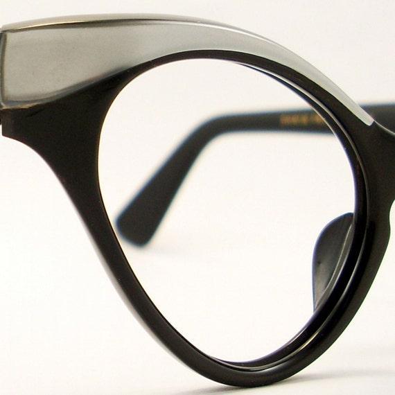 Vintage  Cat Eye Glasses Eyeglasses Sunglasses New 50s Frame