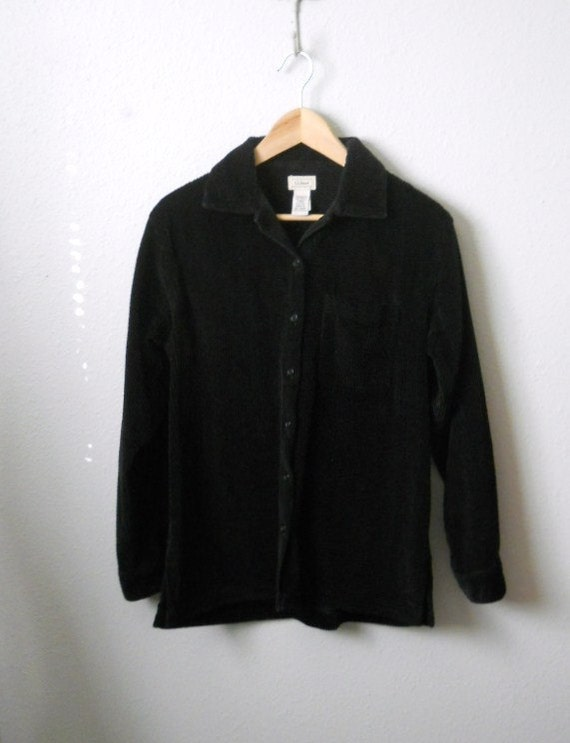 Womens Corduroy Shirt