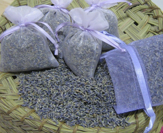 lavender wedding favors and toss kit 120bags 3lbs super premium