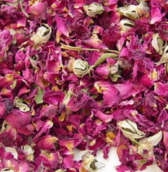 Dried ROSE Petals, Red Rose Wedding Toss // 15 Cups, 20 Cups, 25 Cups, 30 Cups, 40 Cups // Bulk Wholesale Favors Sachets