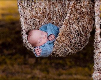 Infant Hammock Photography Prop