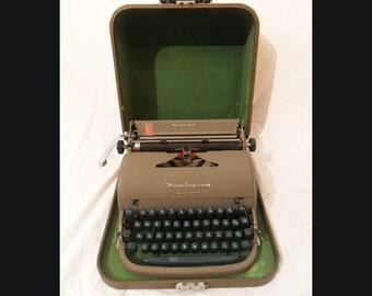 1940s Remington Quiet Riter.