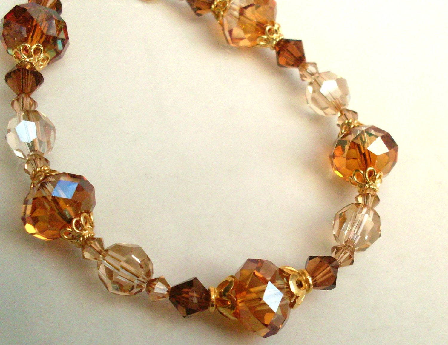 Austrian Crystal Bead Bracelet Golden Brown Colors Gold. Broad Bands. Sapphire And Diamond Anniversary Band. Ceramic Beads. Translucent Watches