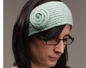 Knit Headband Earwarmer for Teens and Adults - ON SALE