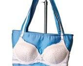 Cute Handbag: Womens Purse w/ Bra Pockets
