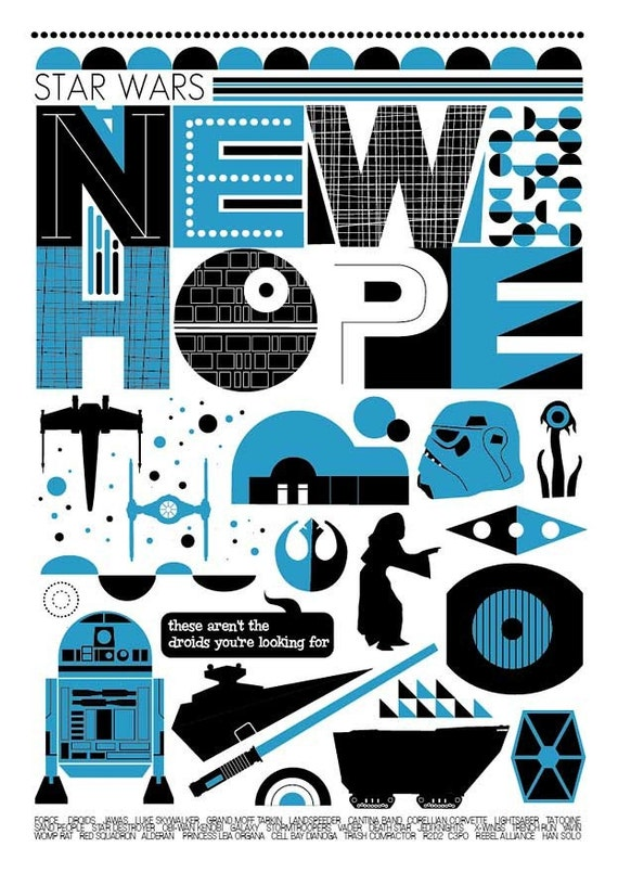 Star Wars  A New Hope - Blue  Reserved for cassiepants