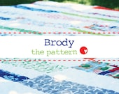 Brody - a PDF Quilt Pattern