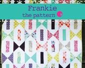 Frankie - PDF Quilt Pattern