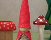 Valentine Gnome IV (Valentine's Day Gnome) Sweetheart Gnome