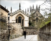 Oxford Wanderings 8x10 Fine Art Photograph