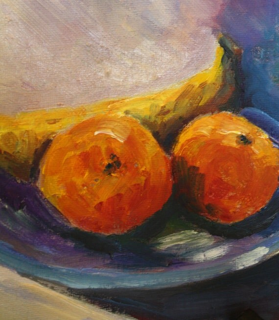 Oil Painting Fruit - Still Life Painting