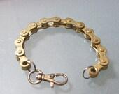 Bicycle Chain Bracelet - Pick a Color