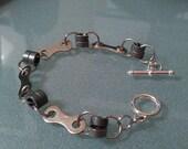 Bike Chain Ladies Link Bracelet - LBLINK02