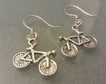 Bicycle Earrings - EABIKE01