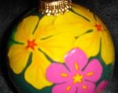 Aloha Christmas Ornament