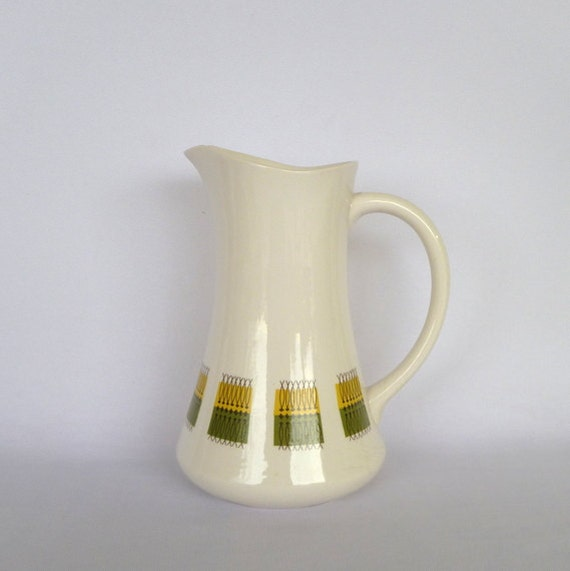 MID CENTURY PITCHER
