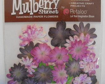 Petaloo Mulberry Street Paper Flowers