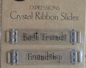 Crystal Ribbon Slides By All My Memories