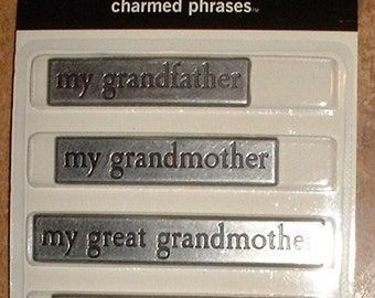 Making Memories Charmed Phrases