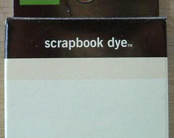 Scrapbook Dye