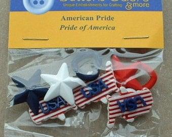 Button Pack Pride of America