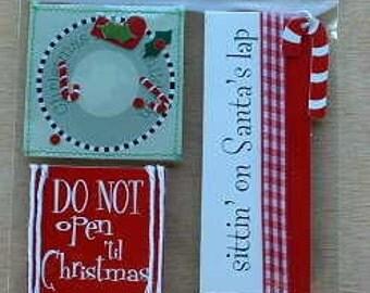 Soft Spoken Santa's Lap