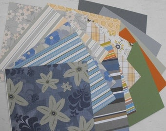 Cool Down 6x6 Paper Pack Set 6