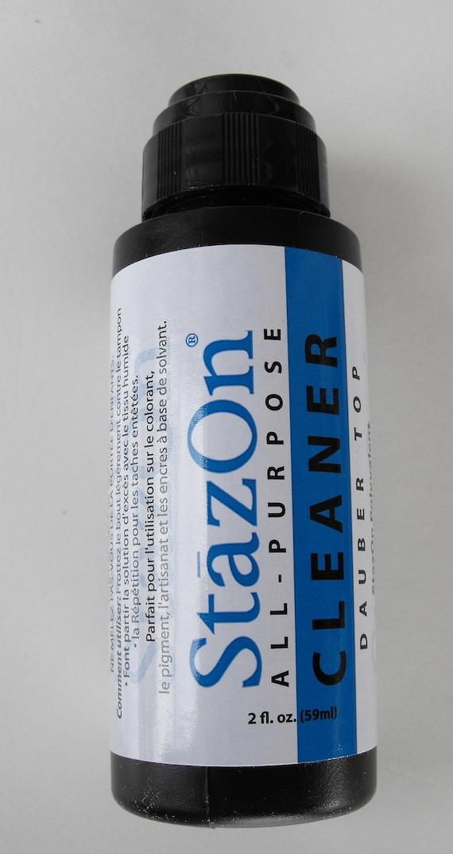 StazOn All-Purpose Cleaner 2 fl oz Bottle