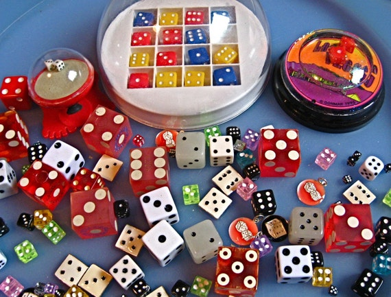 Take 20% Off DICE 100 VEGAS Plus Novelty Dice Tumble Collectibles