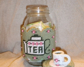 Tea Jar Wrap