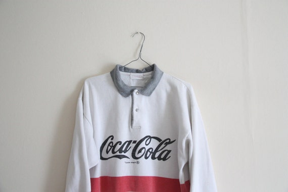 vintage coca cola sweater