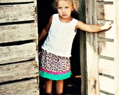 INSTANT DOWNLOAD Camery Twirly Skirt PDF Sewing Pattern includes Sizes Newborn up to 14