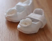 INSTANT DOWNLOAD Chloe Baby Shoes / Baby Booties PDF Sewing Pattern By Hadley Grace Designs