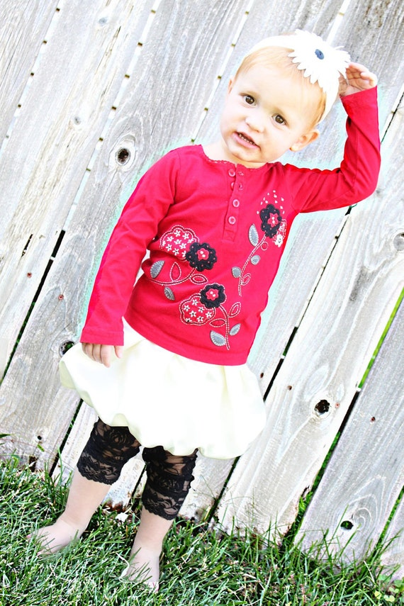 INSTANT DOWNLOAD Sadie Bubble Skirt PDF Sewing Pattern By Hadley Grace Designs - Includes sizes Newborn up to 14