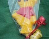 12 Winnie the Pooh Chocolate Lollipop Favor