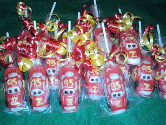 items similar to 12 disney cars lightning mcqueen