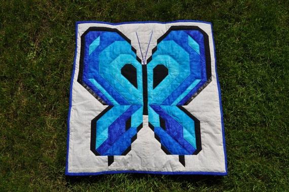 Butterfly Quilt Pattern - PDF