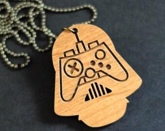 Star Wars Darth Vader VS Old School Game Controller