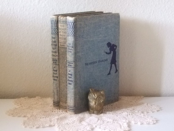Vintage Nancy Drew and Dana Girls Book Collection by Carolyn Keene