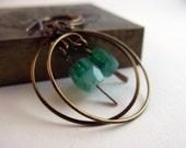 gorgeous green dream hoops
