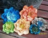 Outdoors/Masculine  Paper Flower Set