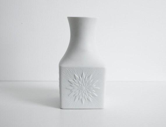 Starburst Vase - Jaeger and Co 1960s