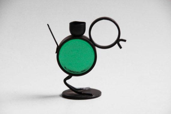 Vintage Bird Candle Holder - 60s - Erik Hoglund