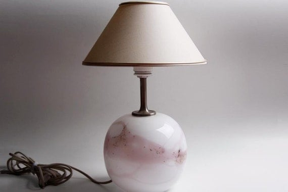 Danish Table Lamp Sakura  - Holmegaard