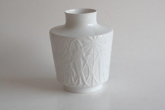 German Mid Century Modern Vase 'Paradis' - Edelstein
