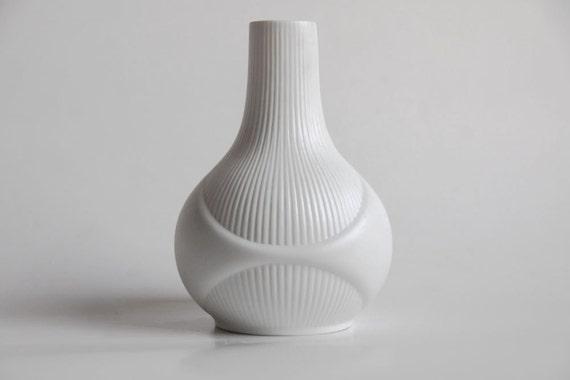 Vintage Bisque  Vase- Eschenbach 60s