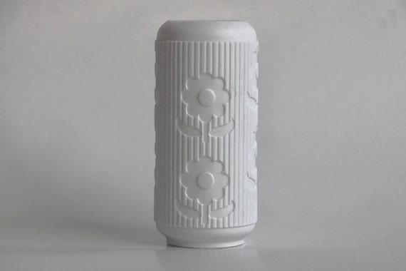 Reserved German Mid Century Modern Vase  - HUtschenreuther