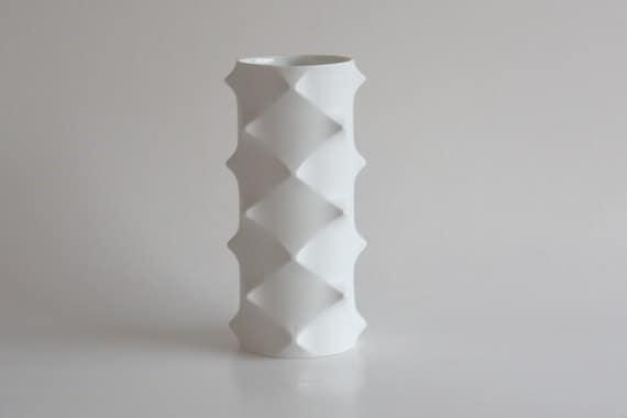 Porcelain 'Spike' Vase - Scherzer 1960s